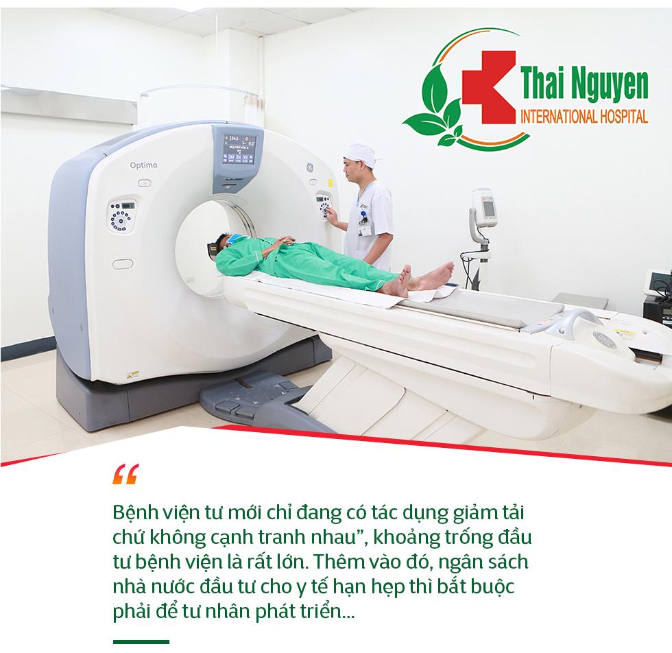 Công ty Cổ phần Bệnh viện Quốc tế Thái Nguyên và câu chuyện tìm vốn trên thị trường để phát triển chuỗi bệnh viện phục vụ được số đông người dân - Ảnh 2.