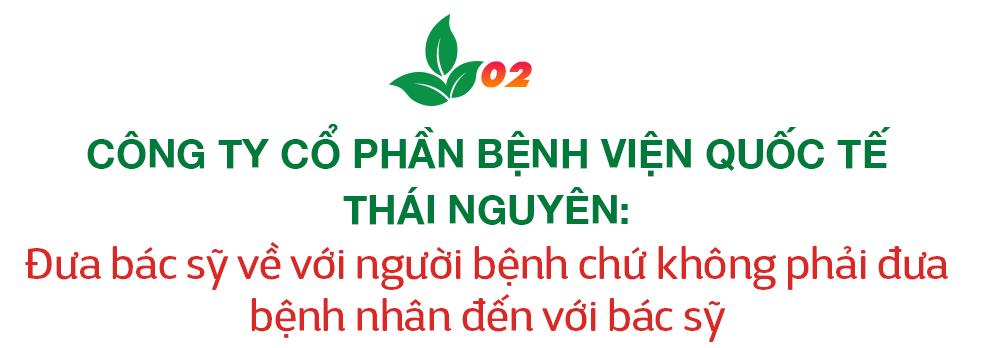 Công ty Cổ phần Bệnh viện Quốc tế Thái Nguyên và câu chuyện tìm vốn trên thị trường để phát triển chuỗi bệnh viện phục vụ được số đông người dân - Ảnh 3.