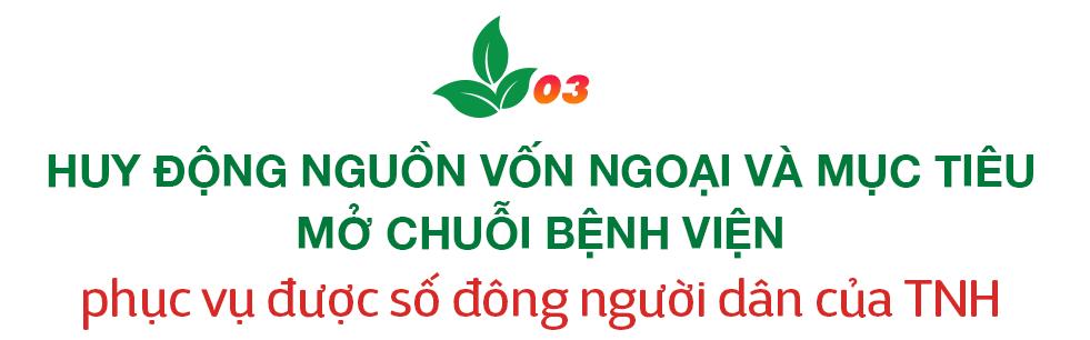 Công ty Cổ phần Bệnh viện Quốc tế Thái Nguyên và câu chuyện tìm vốn trên thị trường để phát triển chuỗi bệnh viện phục vụ được số đông người dân - Ảnh 6.