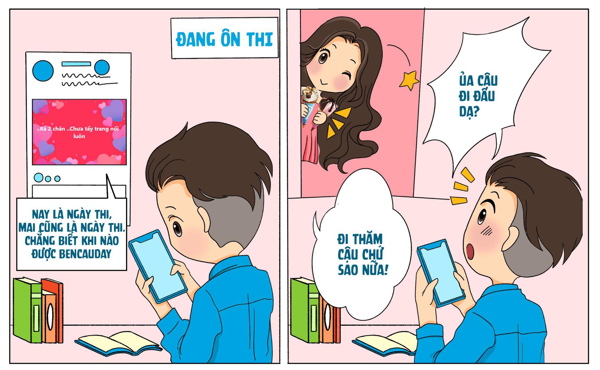 Loạt công thức tán crush mặn mà xứng đáng được xuất bản truyện tranh - Ảnh 1.