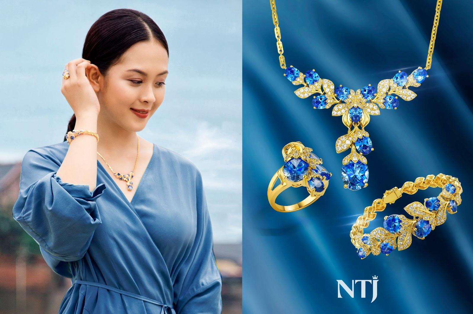 Ngọc Thẩm Jewelry trình làng phim thời trang đậm dấu ấn miền Tây Nam Bộ - Ảnh 3.