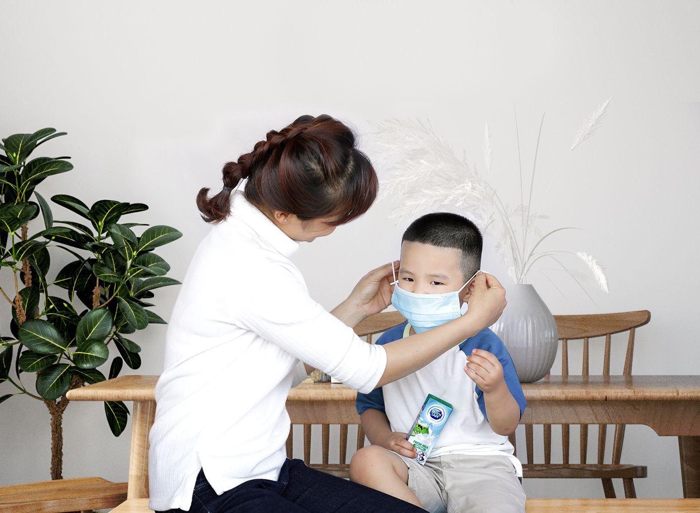 """Có muôn cách giúp tăng cường sức khoẻ cho trẻ mùa dịch, mẹ đừng bỏ qua """"vũ khí"""" thứ 3 này - Ảnh 1."""