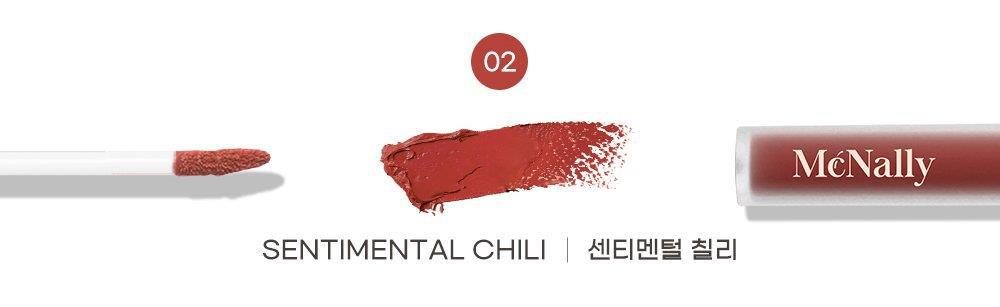 Mcnally Velvet Liptint, son kem lì Hàn Quốc được phái đẹp ráo riết săn lùng - Ảnh 5.