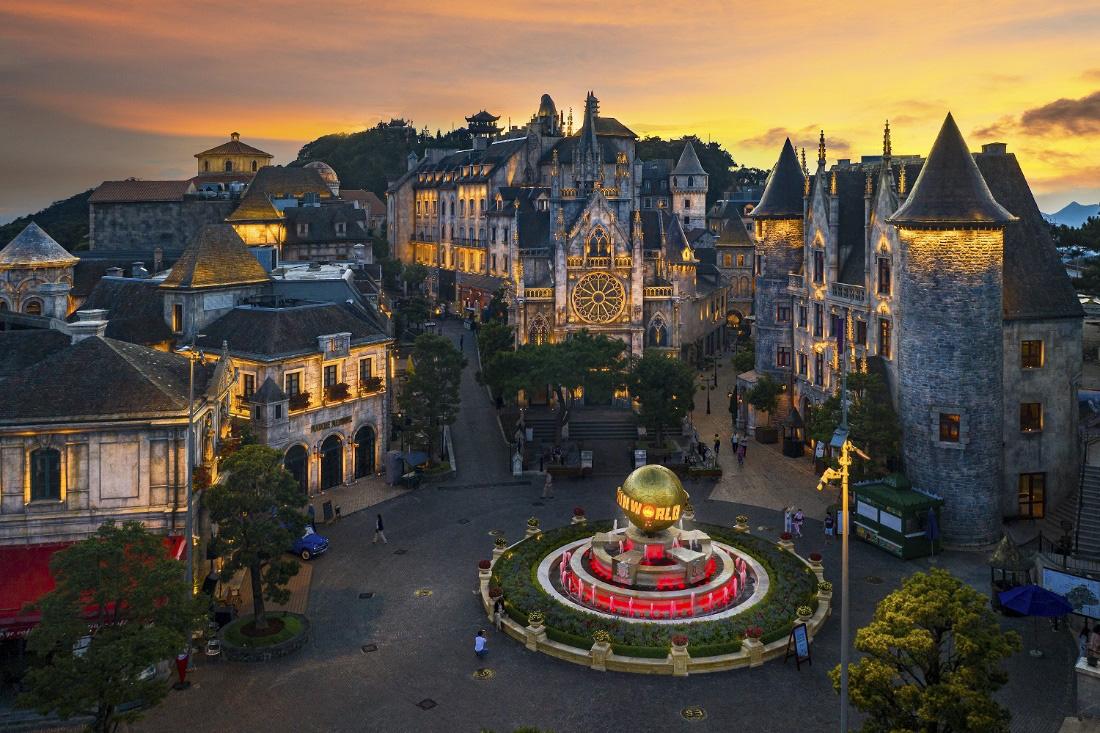 ITEC Entertainment - Sun Group: Khi người Mỹ xây công viên giải trí trên đất Việt - Ảnh 4.