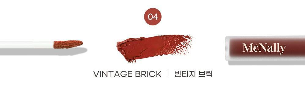 Mcnally Velvet Liptint, son kem lì Hàn Quốc được phái đẹp ráo riết săn lùng - Ảnh 7.