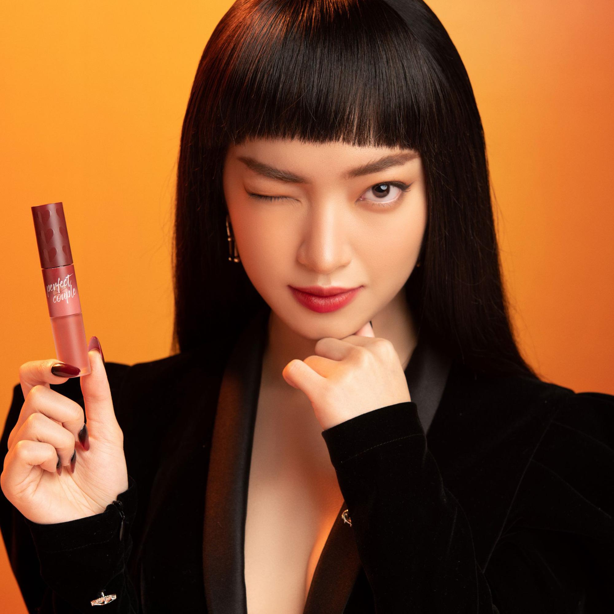 Châu Bùi lấn sân ra mắt bộ sưu tập son mới lấy cảm hứng từ thời trang - Ảnh 6.