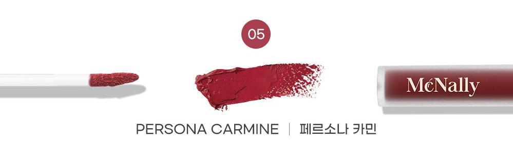 Mcnally Velvet Liptint, son kem lì Hàn Quốc được phái đẹp ráo riết săn lùng - Ảnh 8.