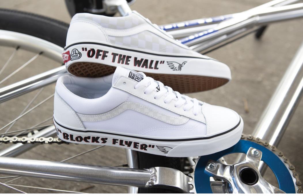 Vans tôn vinh văn hóa BMX với bộ sưu tập Se Bikes cực thời trang - Ảnh 3.