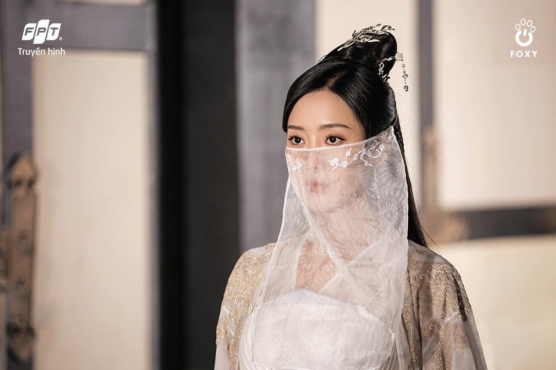"""Lạ lùng motif thần y quỷ dị """"yêu nhầm"""" chồng mình trong phim cổ trang Thanh Lạc - Ảnh 3."""