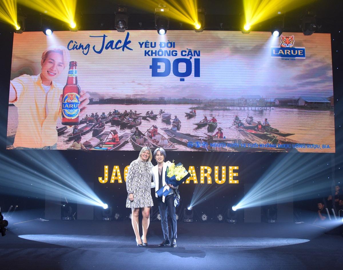 Màn comeback của Jack: Ra MV mới và trở thành viên thứ 9 của Running Man mùa 2 - Ảnh 4.