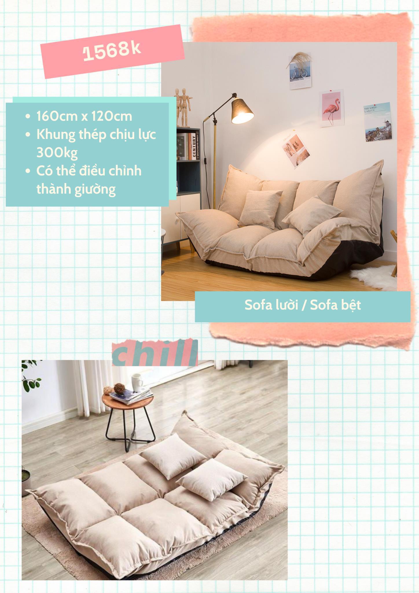 """Dù có """"dè sẻn"""" tiền mua nội thất thì bạn nhất định phải sắm món này, vừa tiện vừa xinh mà giá chỉ từ 300K! - Ảnh 5."""