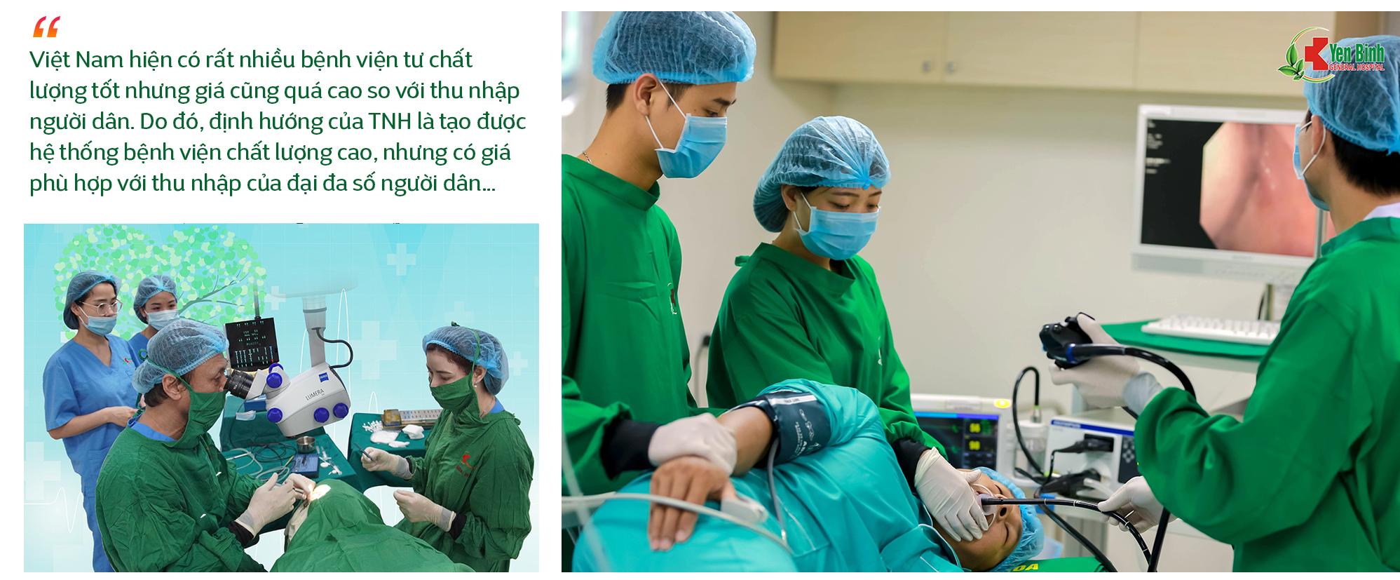 Công ty Cổ phần Bệnh viện Quốc tế Thái Nguyên và câu chuyện tìm vốn trên thị trường để phát triển chuỗi bệnh viện phục vụ được số đông người dân - Ảnh 4.