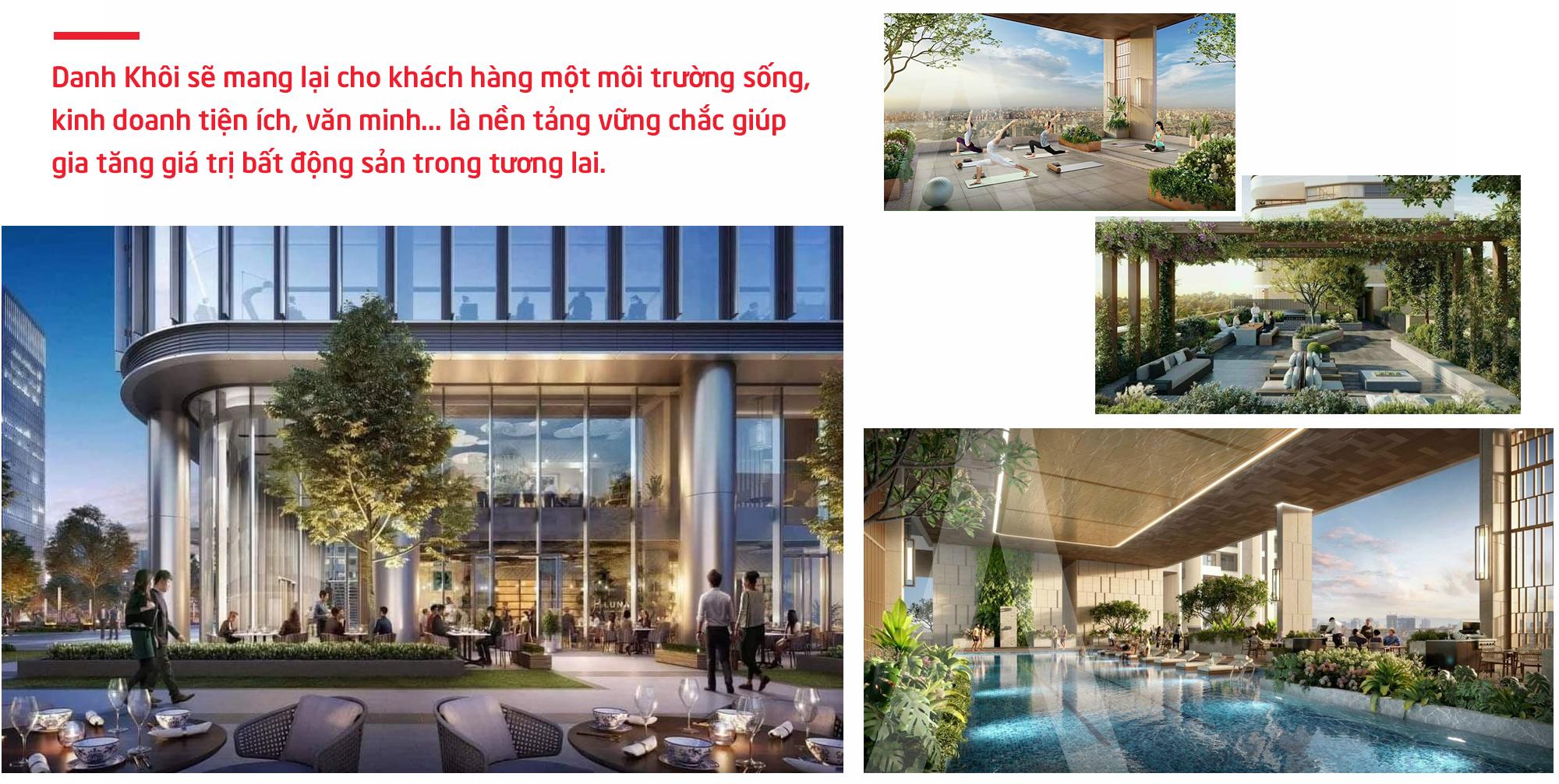 Tập đoàn Danh Khôi hướng đến vị thế nhà phát triển bất động sản hàng đầu thị trường - Ảnh 10.