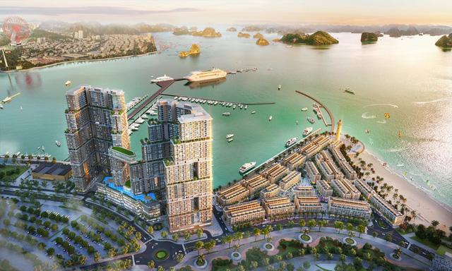 """Hạ Long: Tiềm năng phát triển thương cảng sầm uất """"trên bến dưới thuyền"""" - Ảnh 2."""