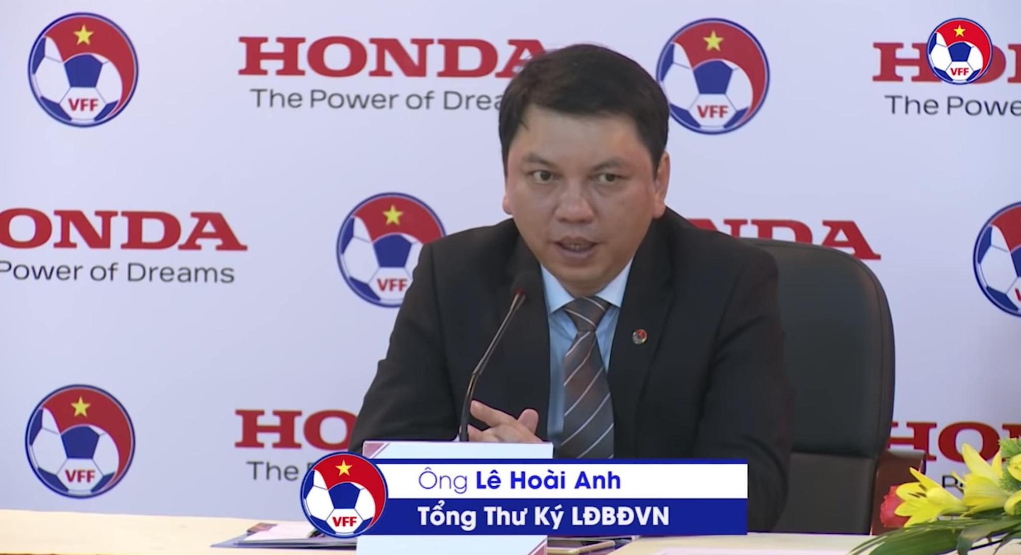 Honda Việt Nam tiếp tục đồng hành cùng nền bóng đá nước nhà - Ảnh 2.
