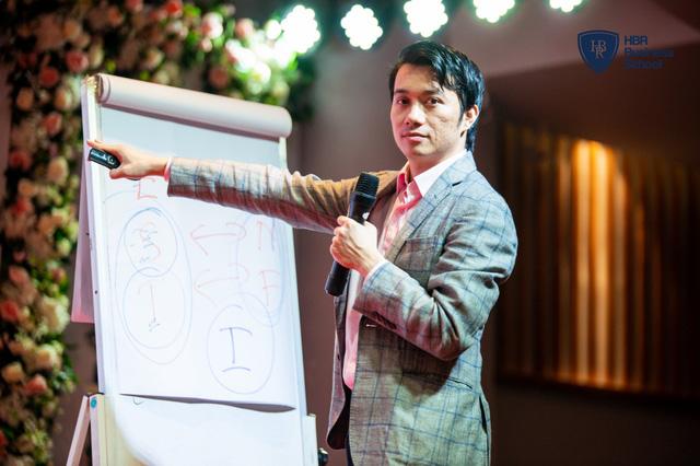 """Tony Dzung: Lãnh đạo thay đổi biến doanh nghiệp thành """"nam châm thu hút nhân tài""""  - Ảnh 2."""