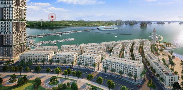 """Hạ Long: Tiềm năng phát triển thương cảng sầm uất """"trên bến dưới thuyền"""" - Ảnh 3."""