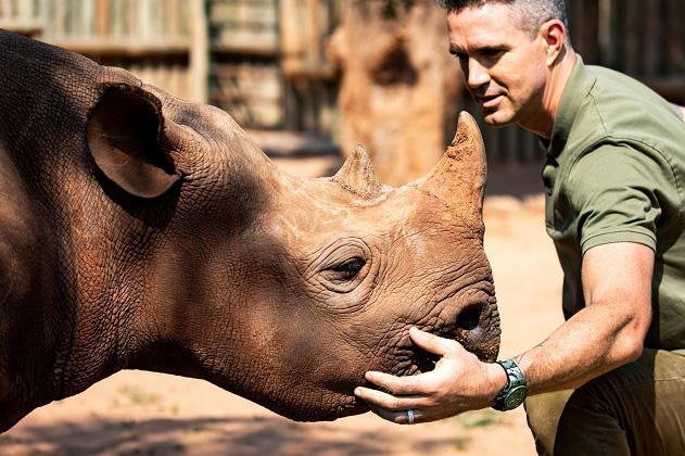 Hublot tiếp tục sứ mệnh bảo vệ tê giác cùng tổ chức Sorai - Ảnh 2.