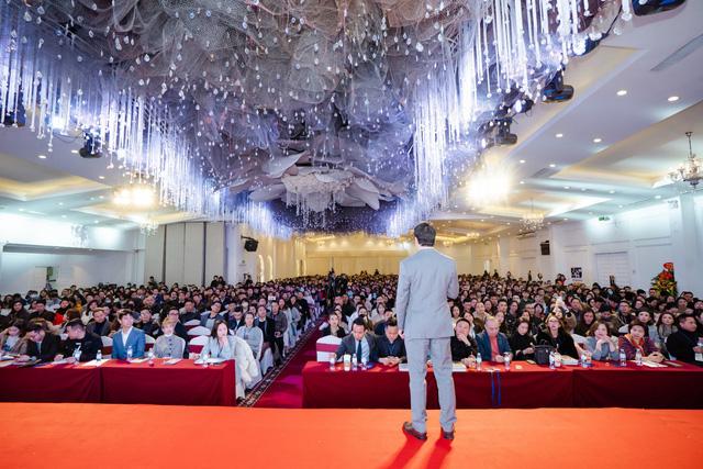 """Tony Dzung: Lãnh đạo thay đổi biến doanh nghiệp thành """"nam châm thu hút nhân tài""""  - Ảnh 3."""