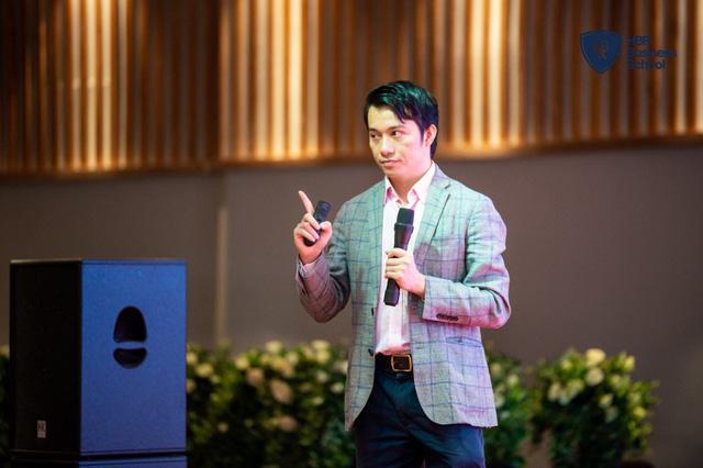 """Tony Dzung: Lãnh đạo thay đổi biến doanh nghiệp thành """"nam châm thu hút nhân tài""""  - Ảnh 4."""