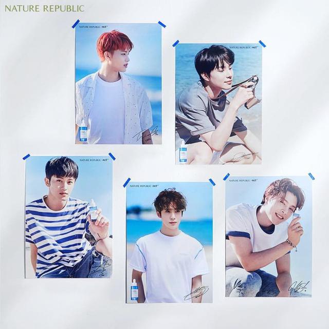 Quà tặng từ Nature Republic Việt Nam dành cho fan NCTzen - Ảnh 5.