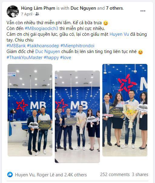 Hồ Quang Hiếu, Gigi Hương Giang cùng nhiều sao Việt khoe số tài khoản đẹp, dễ nhớ, nhìn đã thấy độc - Ảnh 6.