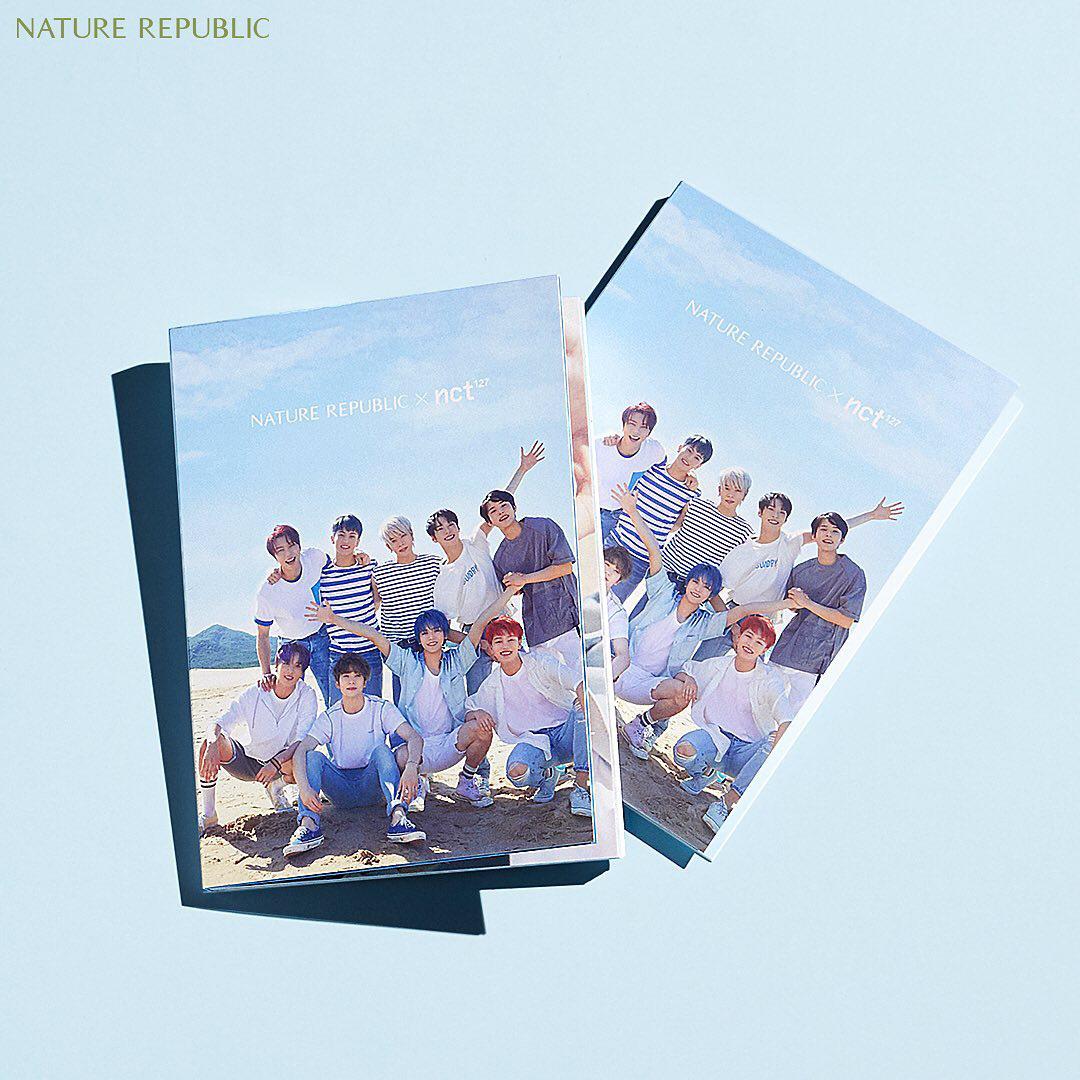 Quà tặng từ Nature Republic Việt Nam dành cho fan NCTzen - Ảnh 8.