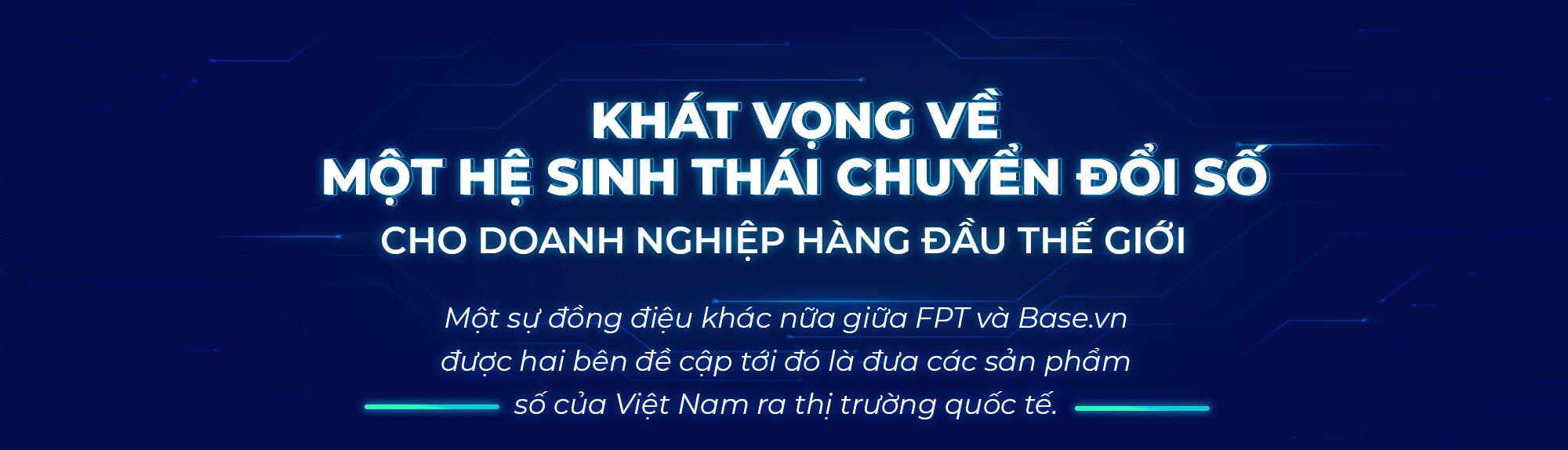 Khi start-up Base.vn sải cánh cùng FPT, chuyển đổi số SMEs có bứt phá thần tốc - Ảnh 6.