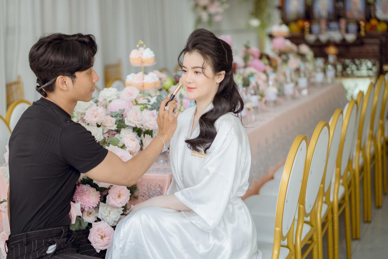 Sang Lê - chuyên gia trang điểm tên tuổi và tài năng của ngành makeup Việt - Ảnh 7.