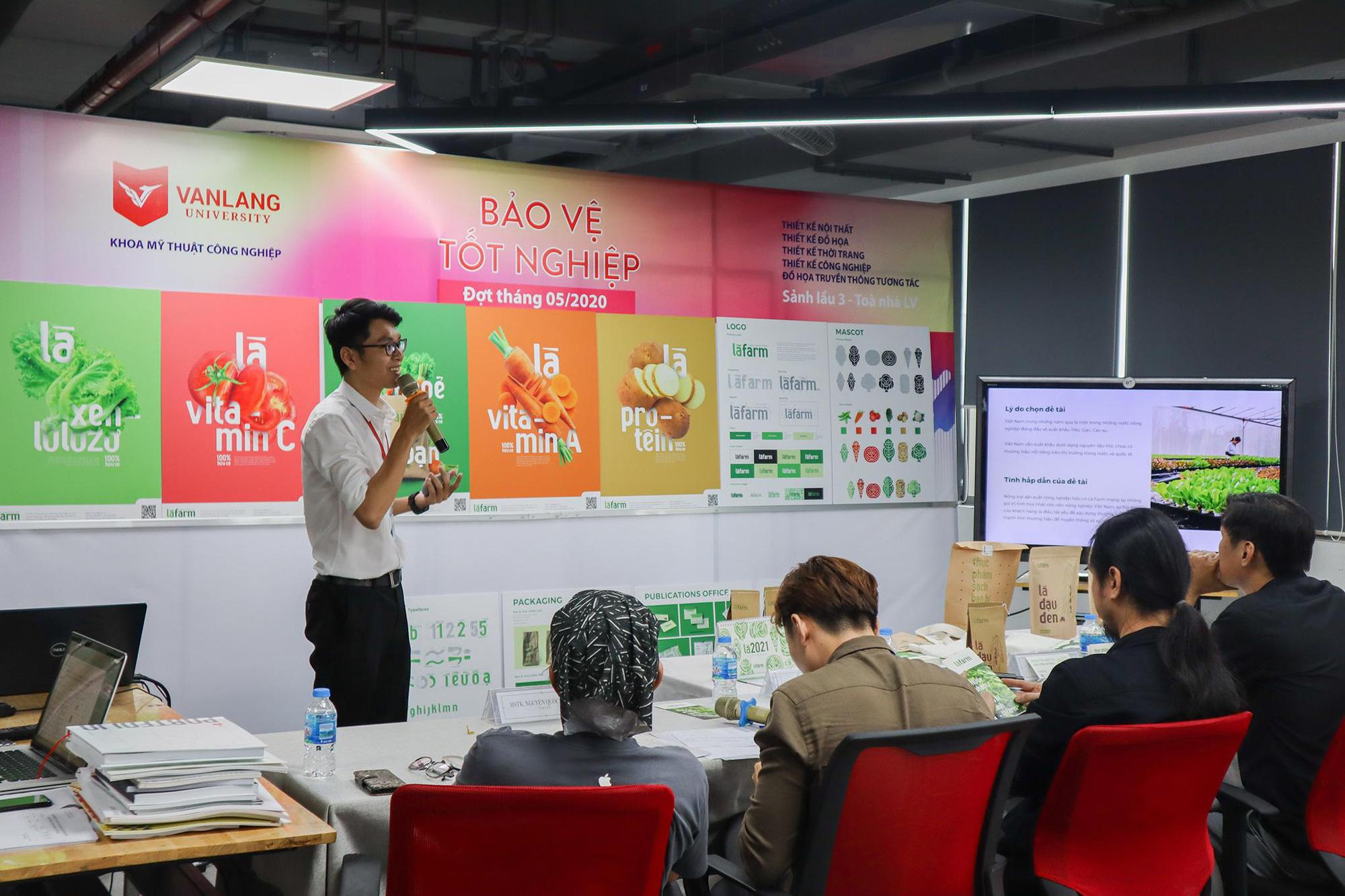 Đại học Văn Lang chính thức công bố đào tạo ngành Thiết kế Mỹ thuật số - Ảnh 1.
