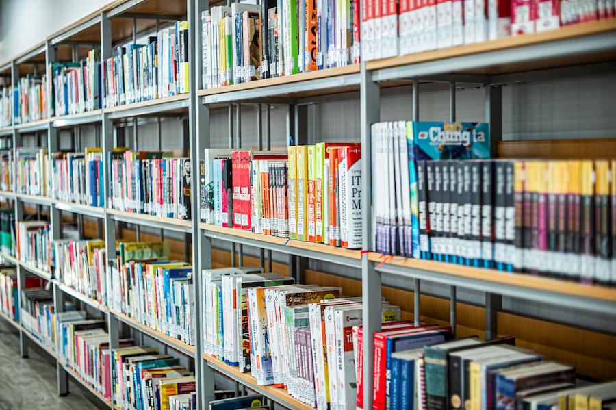 """Đột nhập thư viện """"vừa to, vừa đẹp lại có cả phòng chiếu phim"""" của sinh viên ĐH FPT TP. Hồ Chí Minh - Ảnh 5."""