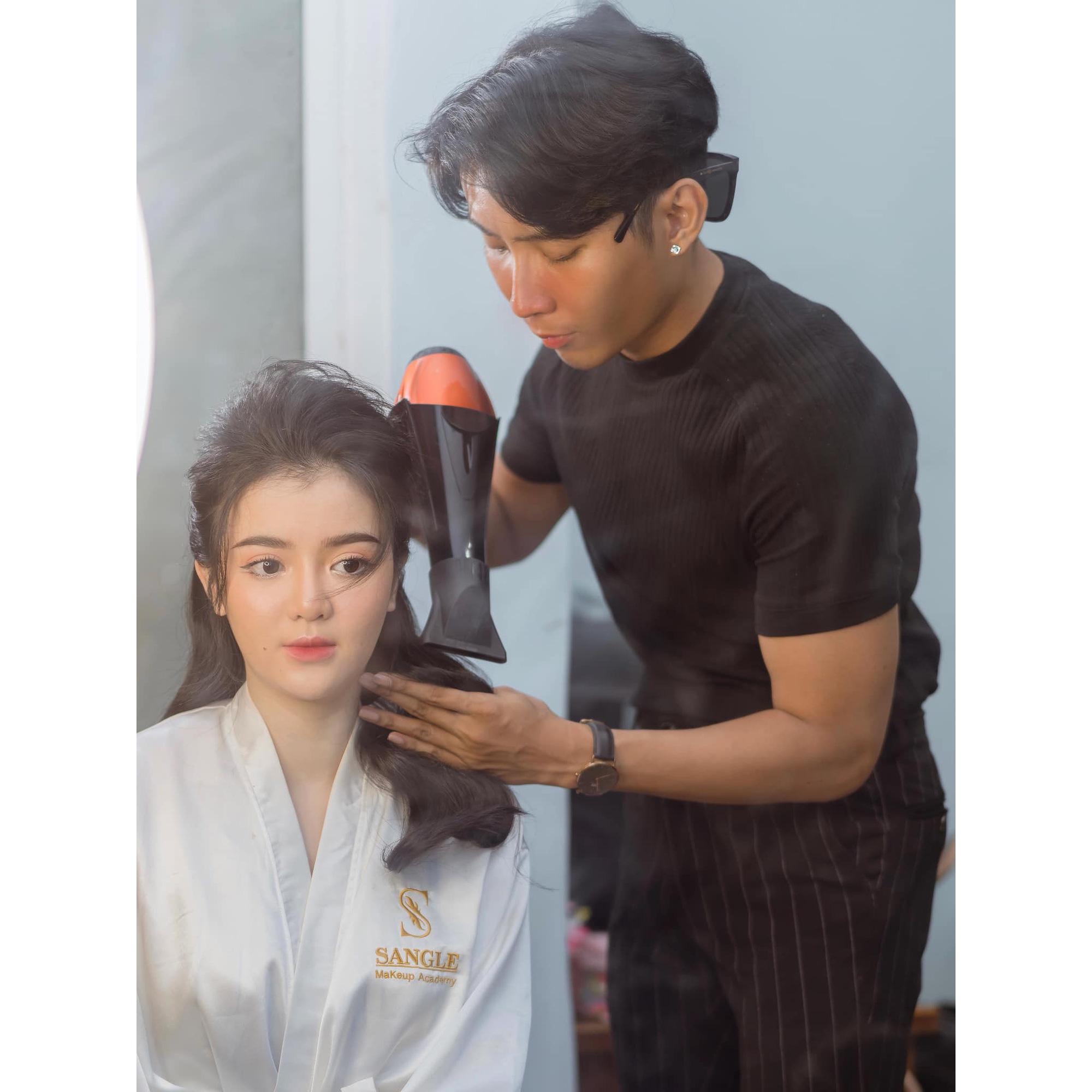 Sang Lê - chuyên gia trang điểm tên tuổi và tài năng của ngành makeup Việt - Ảnh 6.