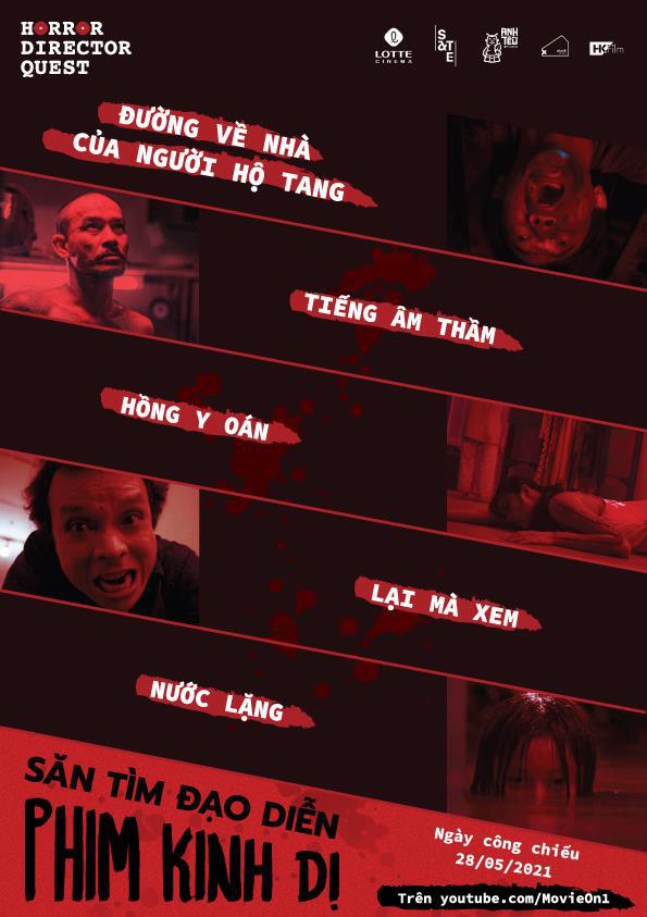 Công chiếu online 5 phim ngắn của cuộc thi Săn Tìm Đạo Diễn Phim Kinh Dị - Ảnh 1.