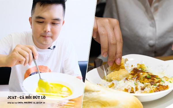 Theo chân 3 food blogger khám phá ẩm thực Hàn Trung Mỹ dành cho dân du lịch mê ăn ngon sống ảo - Ảnh 1.