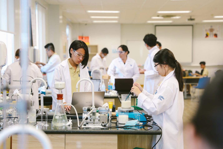 Tận mắt chiêm ngưỡng trường quốc tế có khuôn viên lớn bậc nhất tại TP.HCM - Ảnh 3.