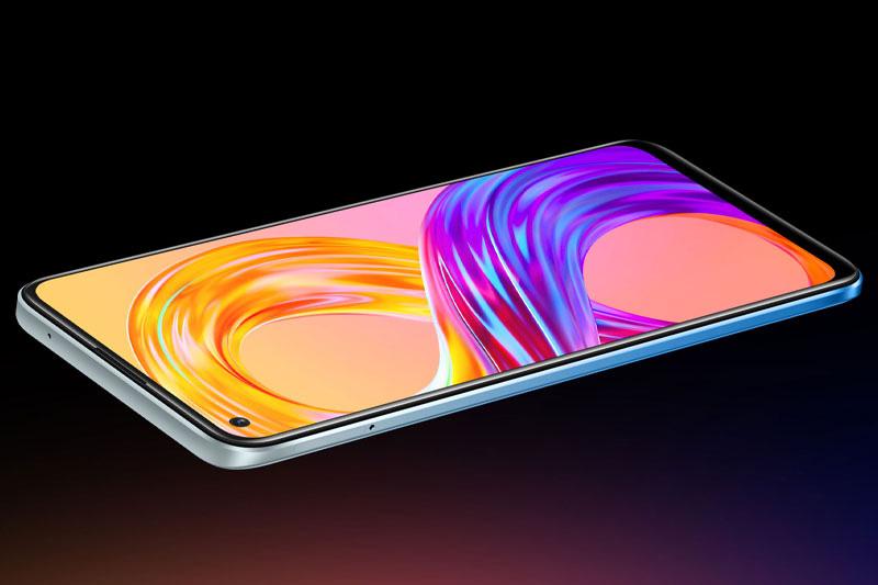 """Chiếc smartphone Realme 8 Pro """"vừa khít"""" gu Gen Z, đặt trước tại Thế Giới Di Động còn được giảm 300k tặng loa bluetooth 1.290.000 đồng - Ảnh 4."""