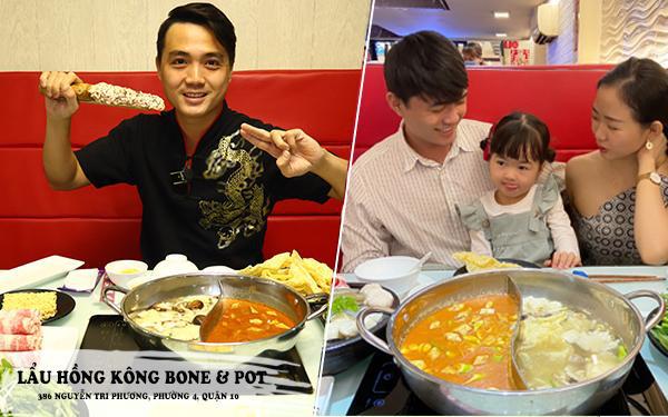 Theo chân 3 food blogger khám phá ẩm thực Hàn Trung Mỹ dành cho dân du lịch mê ăn ngon sống ảo - Ảnh 4.