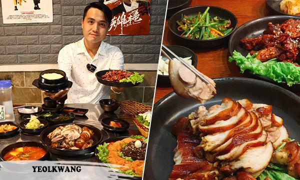 Theo chân 3 food blogger khám phá ẩm thực Hàn Trung Mỹ dành cho dân du lịch mê ăn ngon sống ảo - Ảnh 5.