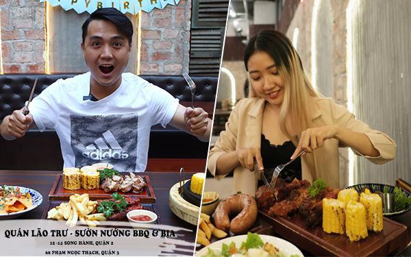 Theo chân 3 food blogger khám phá ẩm thực Hàn Trung Mỹ dành cho dân du lịch mê ăn ngon sống ảo - Ảnh 6.