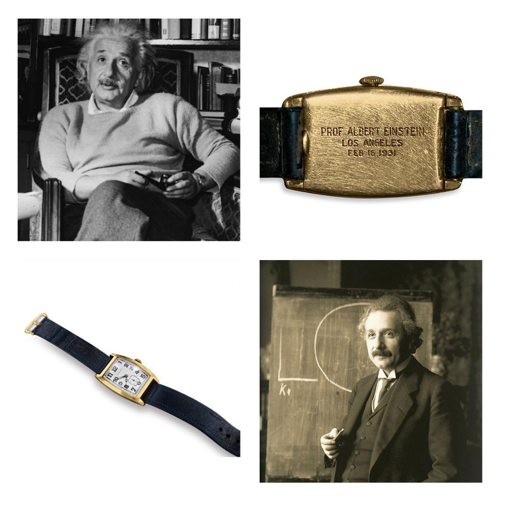 Sự thật đằng sau chiếc đồng hồ đắt giá hàng đầu thế giới mà Albert Einstein sở hữu! - Ảnh 3.
