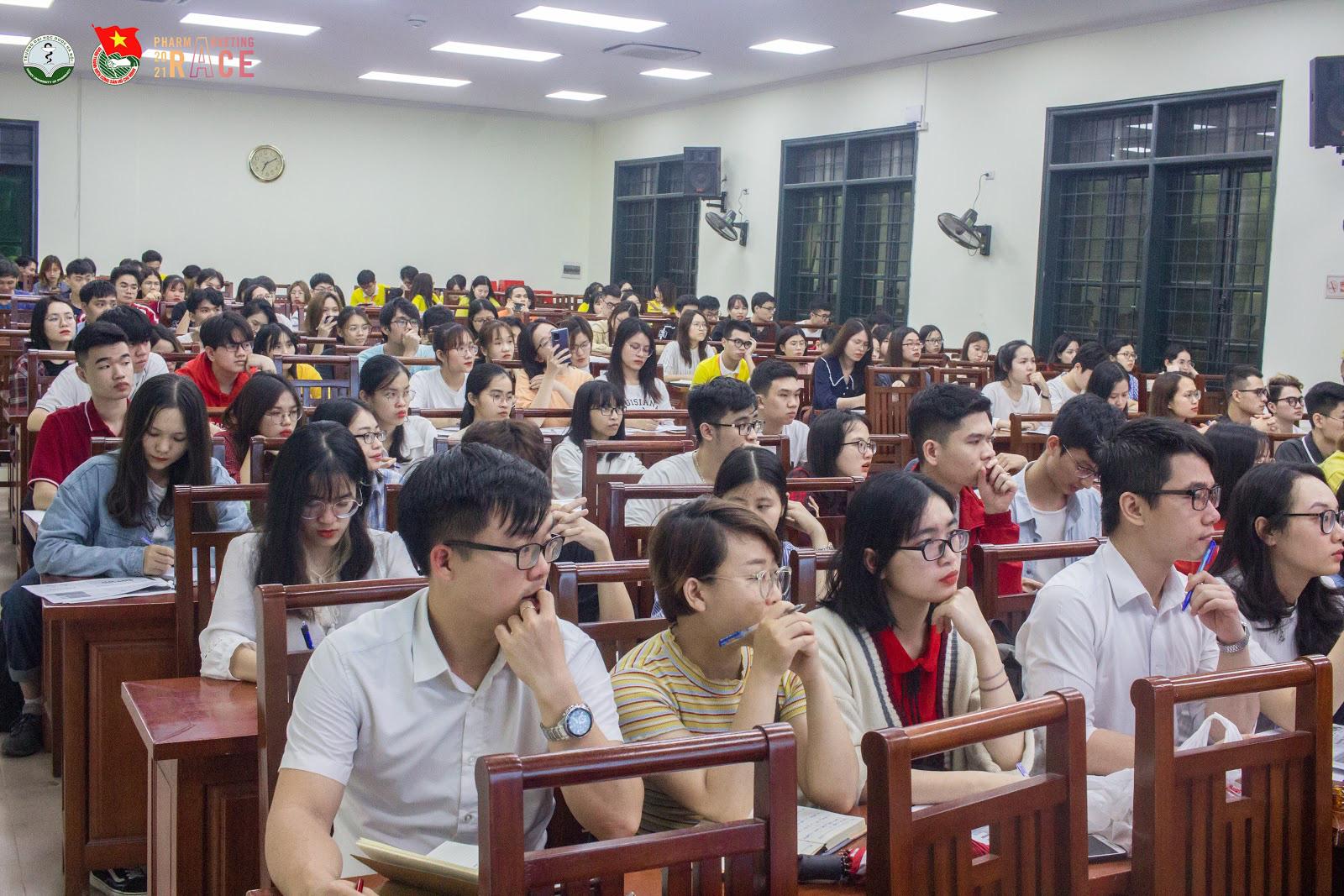 PharMarketing Race - cuộc thi về marketing dược thu hút sự quan tâm của hàng ngàn sinh viên y dược miền Bắc - Ảnh 3.