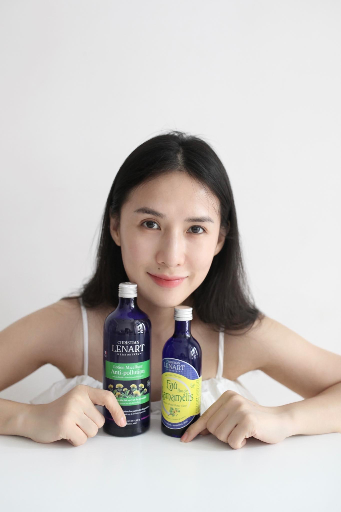 KOL Việt dùng mỹ phẩm gì: Kendall Nguyễn khoe tẩy trang thần thánh, rich kid Thảo Trinh Nguyễn mách nước loại toner làm dịu da - Ảnh 2.