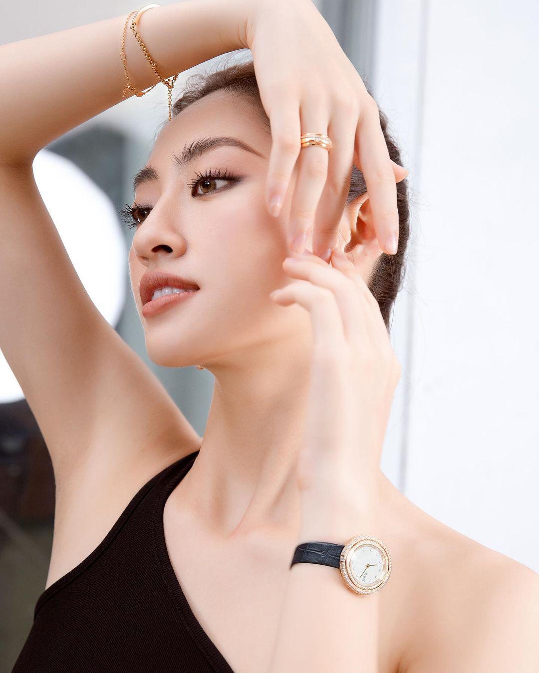 Dàn mỹ nhân Việt liên tục đụng hàng trang sức tiền tỷ của Piaget - Ảnh 1.