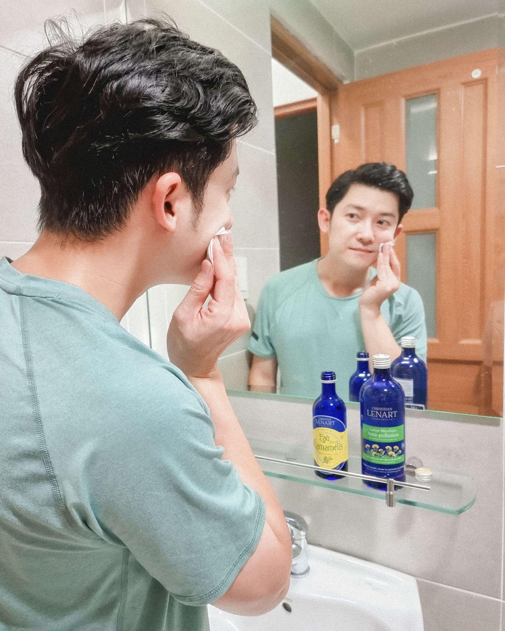 KOL Việt dùng mỹ phẩm gì: Kendall Nguyễn khoe tẩy trang thần thánh, rich kid Thảo Trinh Nguyễn mách nước loại toner làm dịu da - Ảnh 3.