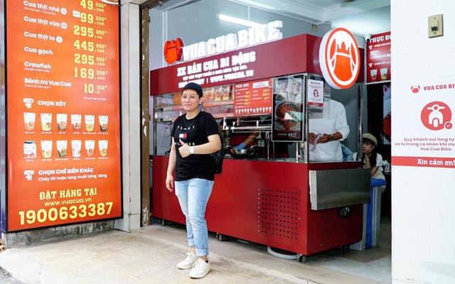 """CEO Vua Cua: """"chỉ mong mang bữa cua ngon rẻ đến gần hơn với người có thu nhập thấp"""" - Ảnh 3."""