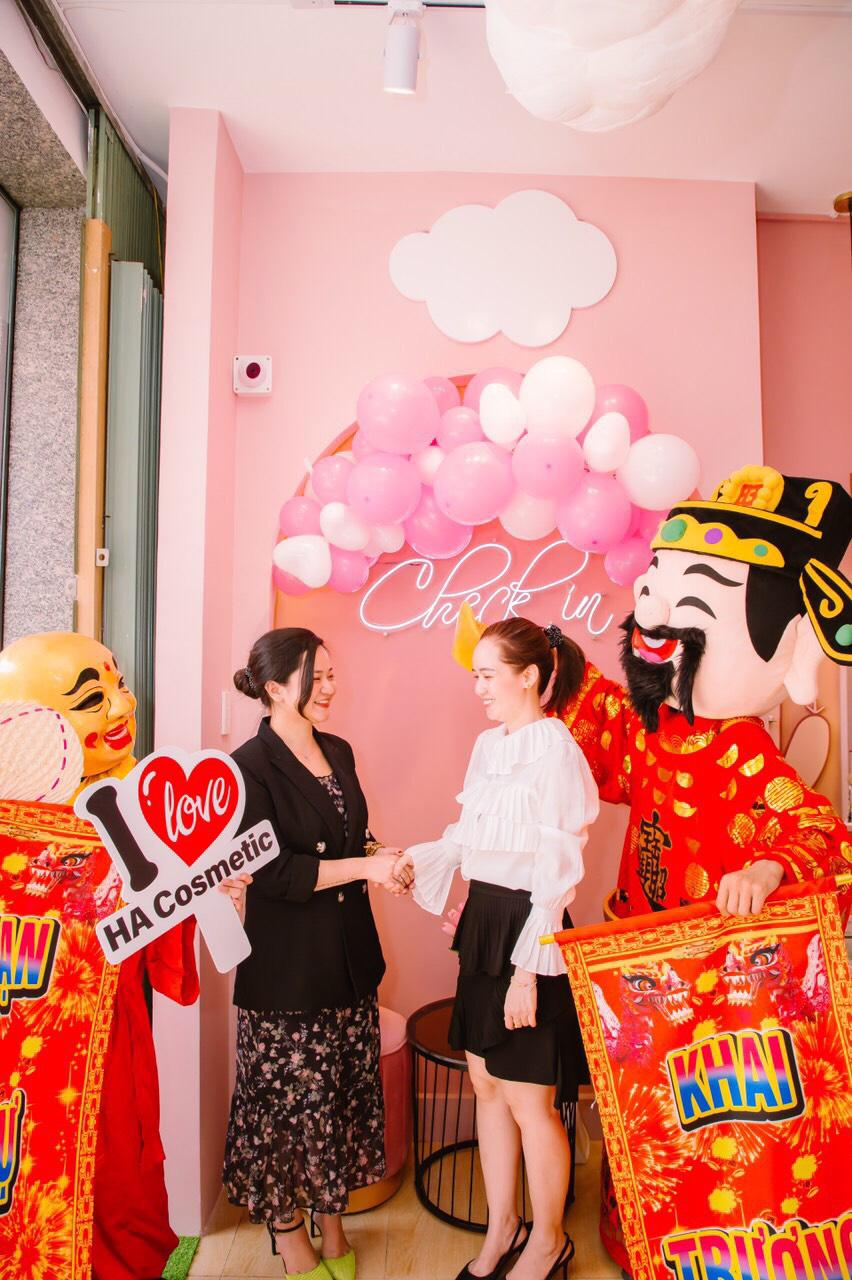 Chuỗi cửa hàng mỹ phẩm mini size HA Beauty khai trương đồng loạt tại Nha Trang và Cao Lãnh - Ảnh 5.