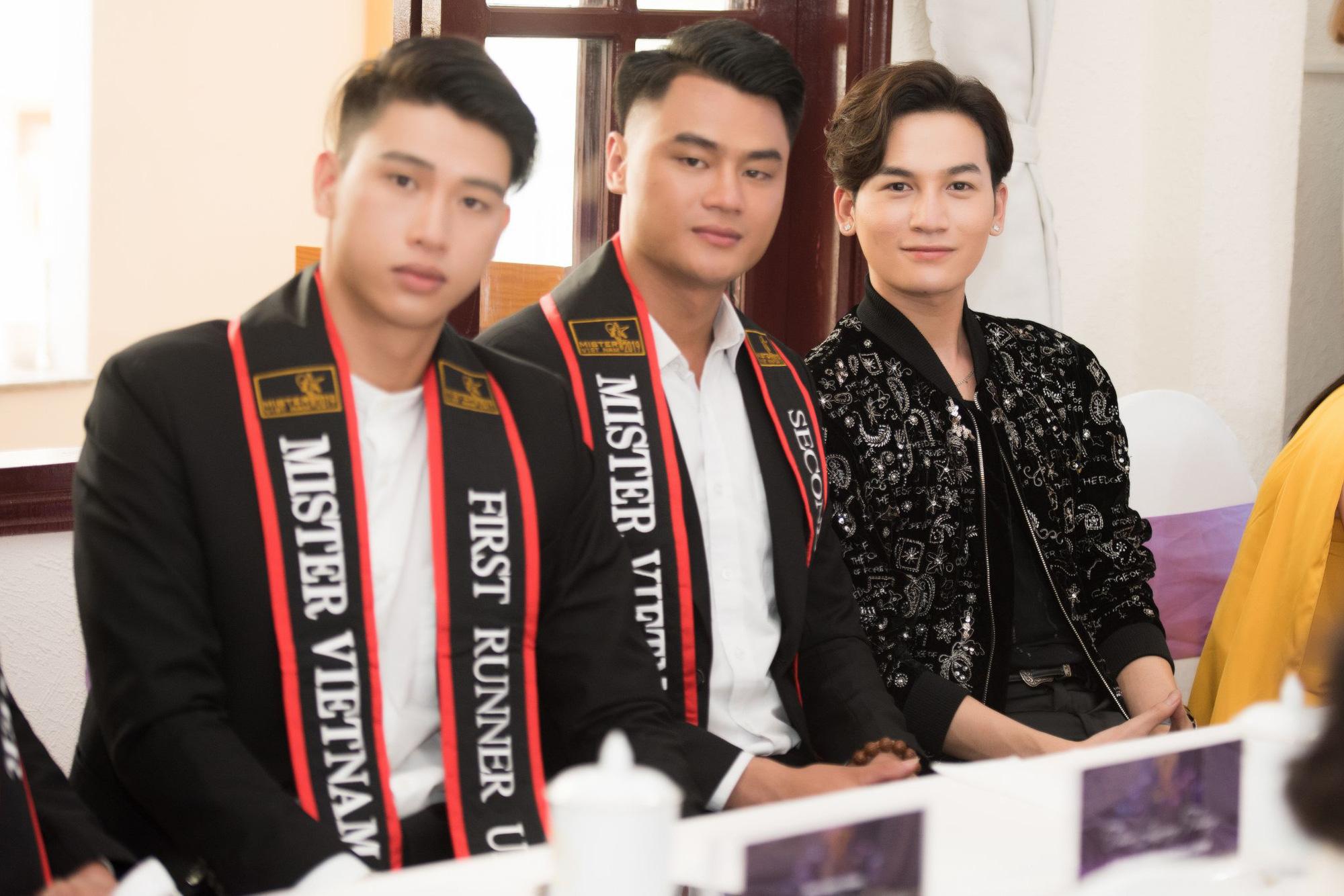 Hoa hậu Trái đất 2021 quy tụ dàn celeb khủng, hội ngộ 7 Miss Earth Vietnam - Ảnh 6.