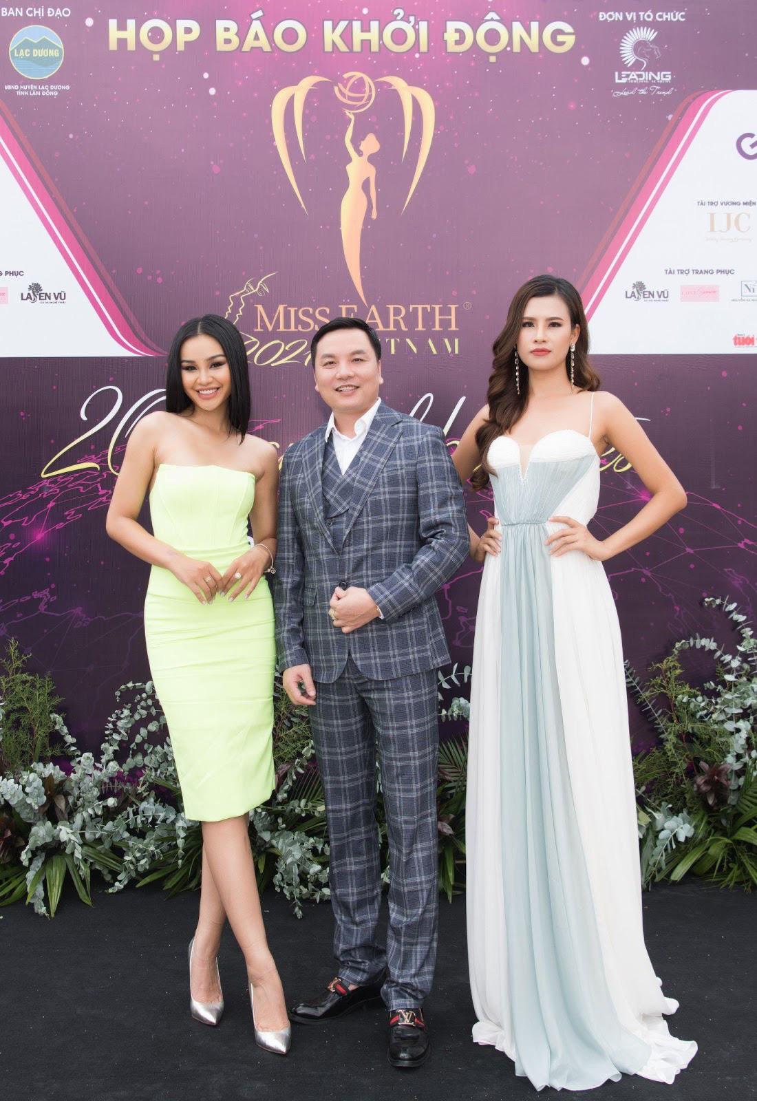 Hoa hậu Trái đất 2021 quy tụ dàn celeb khủng, hội ngộ 7 Miss Earth Vietnam - Ảnh 9.
