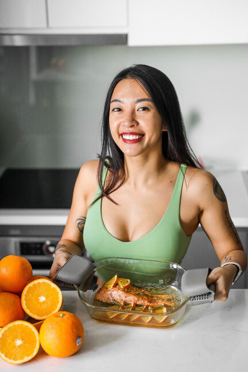 Lối sống cân bằng không khó như bạn nghĩ, Hana Giang Anh vừa tiết lộ bí quyết đơn giản trong ăn uống! - Ảnh 1.