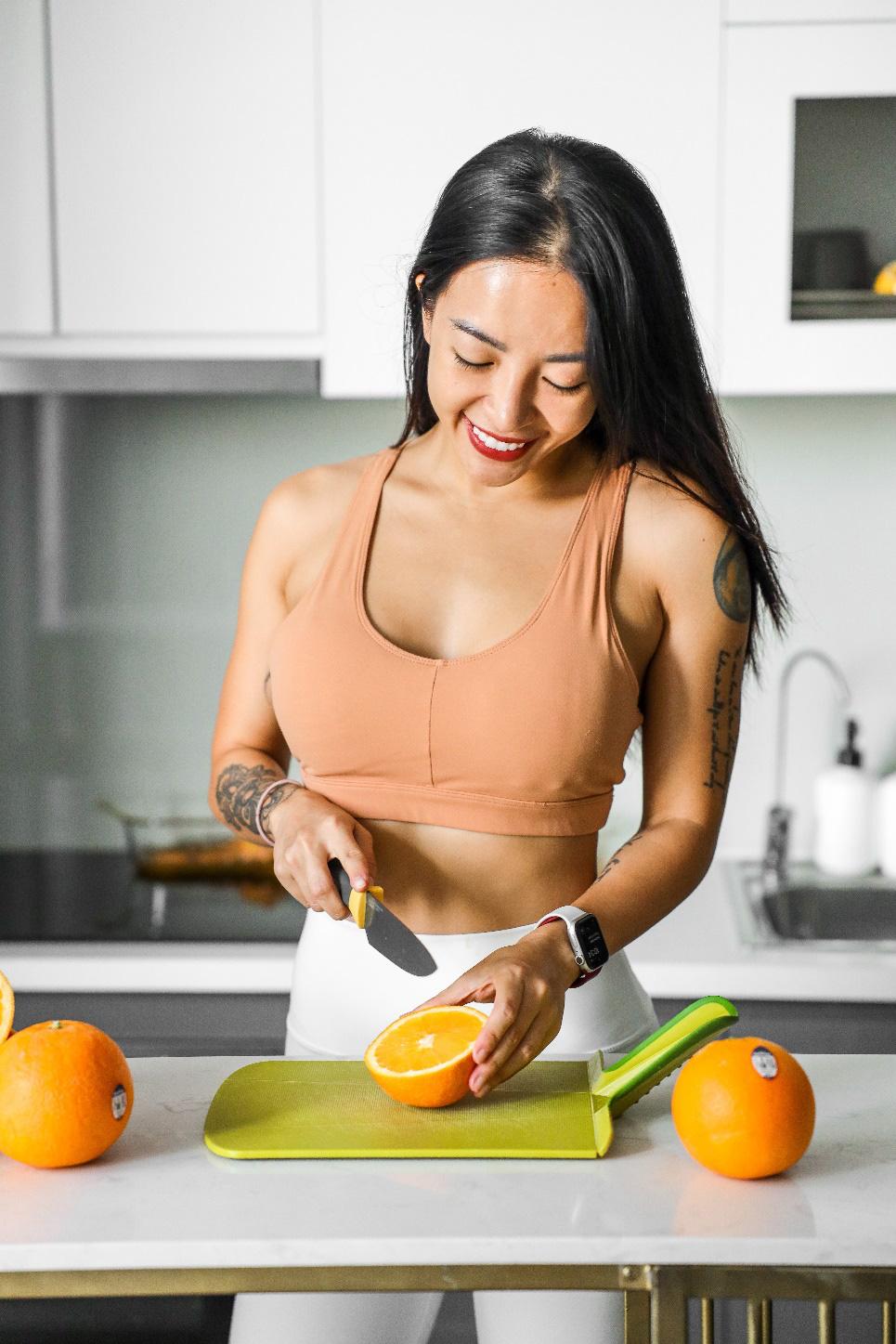 Lối sống cân bằng không khó như bạn nghĩ, Hana Giang Anh vừa tiết lộ bí quyết đơn giản trong ăn uống! - Ảnh 3.